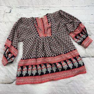 Ulla Johnson Bea Silk Top Size 0